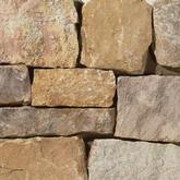 40% Split Field / 30% Brown / 30% Dark - Squares & Strips