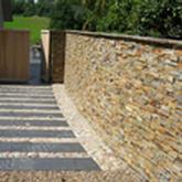 Rock Panel - Ochre
