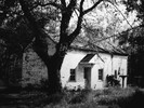 Stone House Built 1738 - Possibly oldest photographed structure in Warrington Township, demolished in 2000.