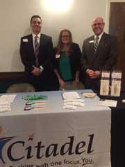 Event Sponsor:  Citadel Federal Credit Union