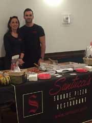 Food Sponsor:  Santucci's Square Pizza & Restaurant