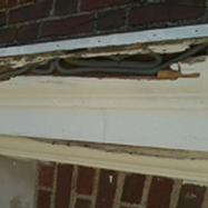 Soffit Before
