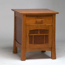 Cherry End Table - Cherry End Table