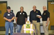 PSoC Welcomes Fire Chaplains led by Chaplain Rich Bower