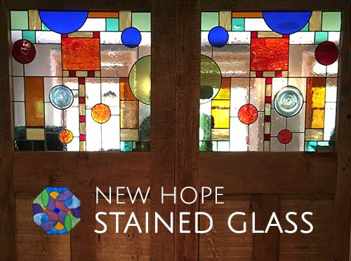 New Hope Stained Glass