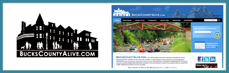 Bucks County Alive