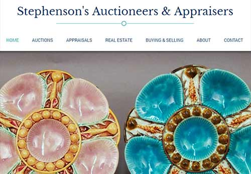 Auction Website Designer